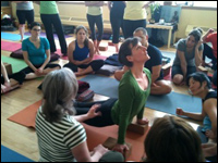 Pacific Yoga Teacher Training